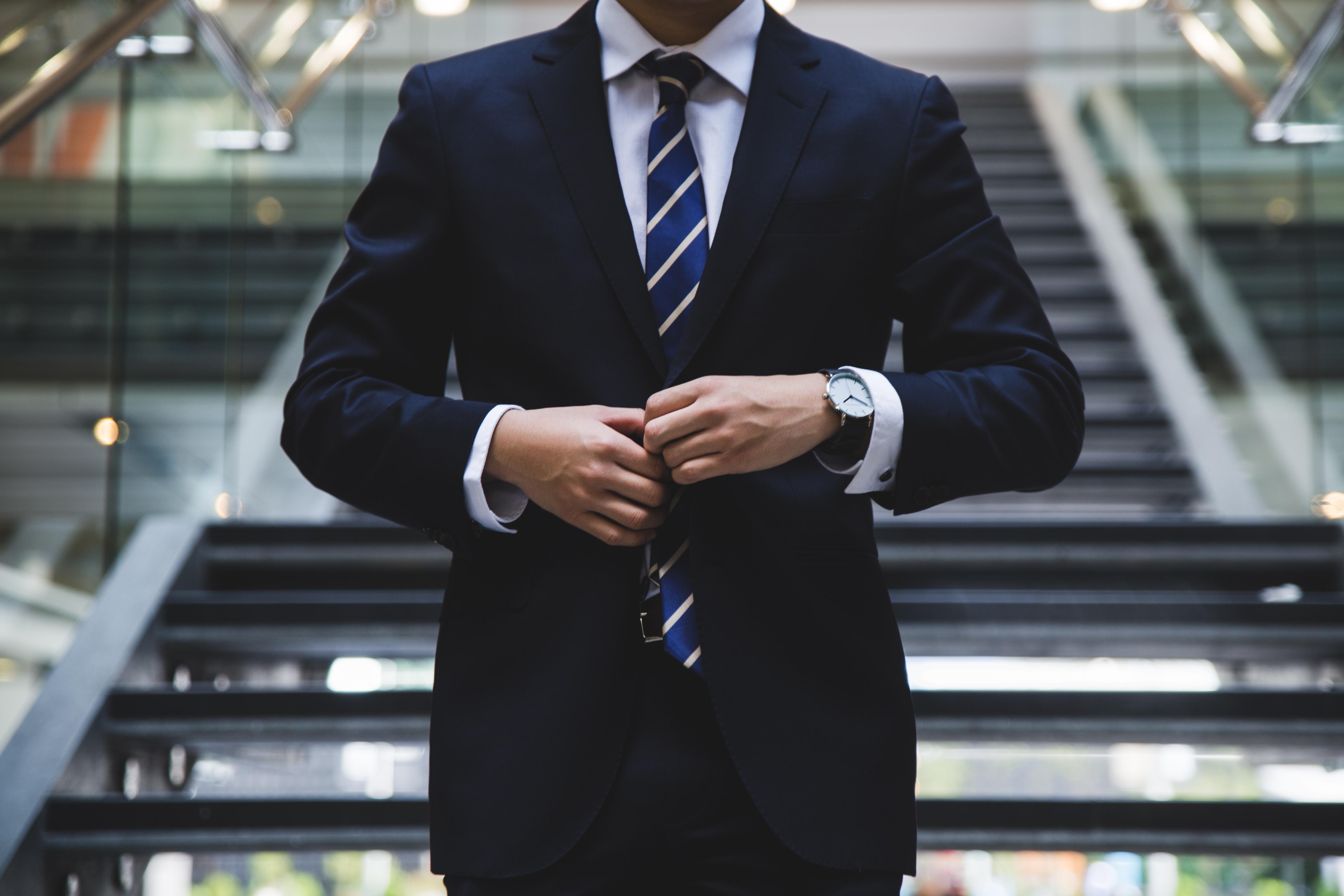 ビジネスマンのイメージ画像